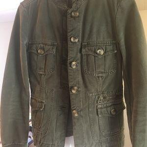 💕Zara Jean Military Jacket